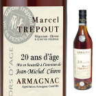 ide cadeau Armagnac Hors d'Age 20 ans Personnalis