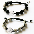 ide cadeau Bracelet Shamballa personnalis