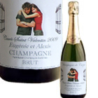 cadeaux Le Champagne  votre Nom