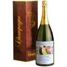 ide cadeau Magnum de Champagne Photo
