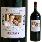 ide cadeau Magnums de Vins Personnaliss