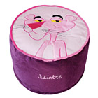 ide cadeau Pouf Panthre Rose Personnalis 