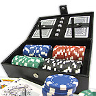 ide cadeau Set de Poker personnalis