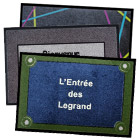 ide cadeau Tapis Personnaliss