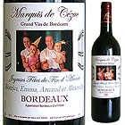 ide cadeau Bordeaux Rouge (Lot de 3)