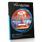 cadeaux Coffret Wonderbox  Nuit Insolite