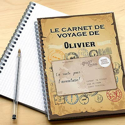 Cahier Voyage