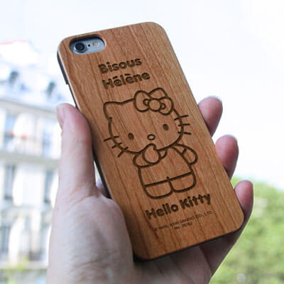 Coque de t�l�phone Hello Kitty