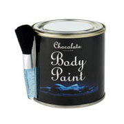 Kit de body paint chocolat