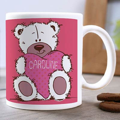 Mug Teddy Bear